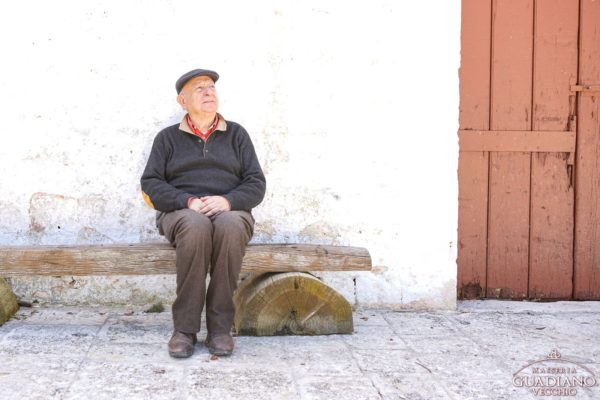 Masseria Guadiano Vecchio - Il Proprietario della Masseria - www.masseriaguadiano.com - Monopoli (BA) - Puglia - Italy