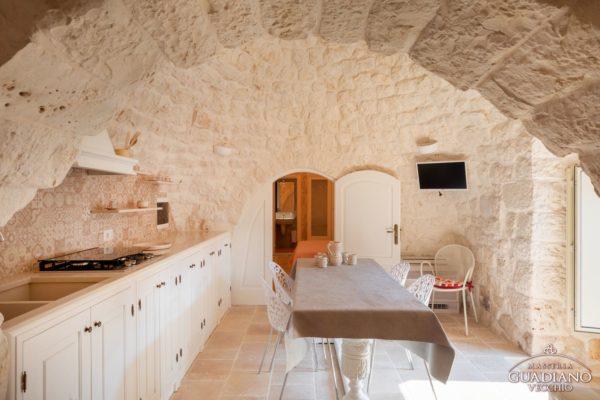 Masseria Guadiano Vecchio - Trullo dell'Aia Guadiano - www.masseriaguadiano.com - Monopoli (BA) - Puglia - Italy